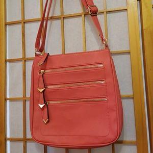 Vintage APT 9 Red Shoulder/Crossbody bag - New
